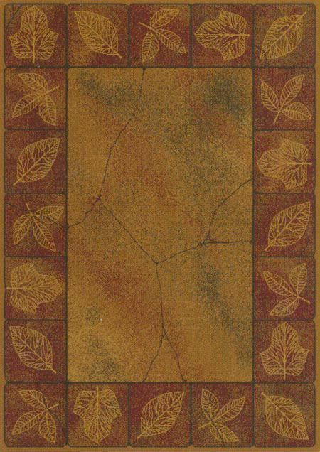 rustic rugs picture