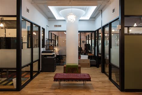 New Home Design Trends wework soho west inner office area it s just justin