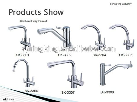 Soda Faucet by Faucet For Filtered Water Soda Chilled Water 5 Way