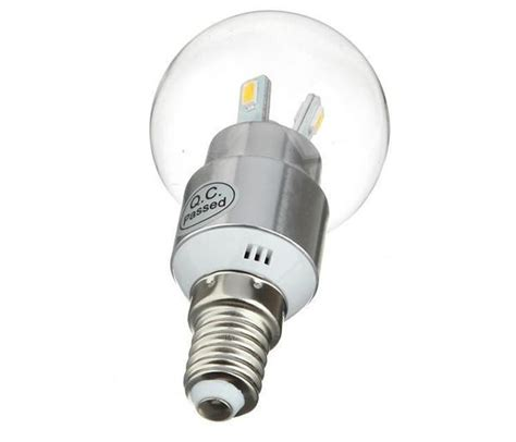 10 x dimmable e14 ses 6w led candle bulbs in warm white 50 60w halogen brightlightz