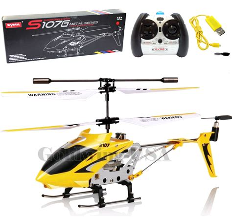 Syma S107g 3 5ch Mini Helicopter Ready To Fly Promo Bagus syma s107g helicopter 3 5ch mini metal remote rc