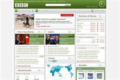 latest news section website design 30 exles of newspapers breaking news websites