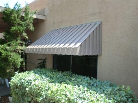 prefab metal awnings rader awning metal awnings and patio covers