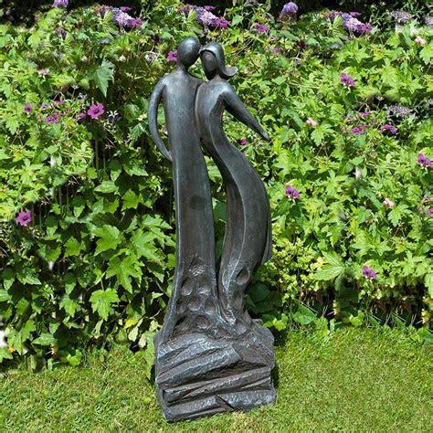 modern garden sculptures stylish modern garden sculptures