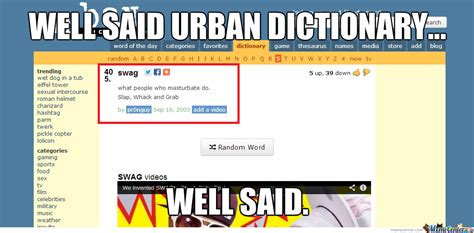 urban dictionary by pikajew meme center