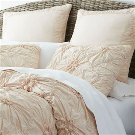 savannah bedding duvet blush pier