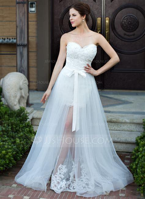 imagenes de vestidos de novia con olanes corte a princesa escote coraz 243 n hasta el suelo desmontable