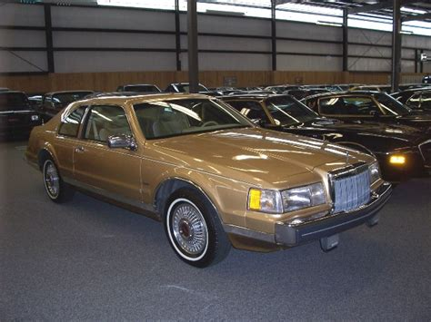 how it works cars 1984 lincoln continental parental controls 1984 lincoln continental information and photos momentcar