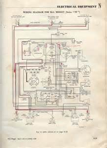 1952 mg td wiring diagram 1952 free engine image for user manual