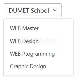 membuat menu dropdown css bertingkat dengan efek jquery menambahkan efek hover pada dropdown di bulma kursus web