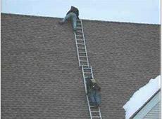 Construction Safety - Funny ladder setup - YouTube Unsafe Ladder Safety