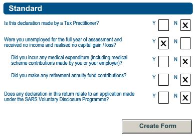 irp5 form template how to submit an empty nil return to sars taxtim sa