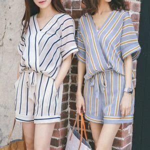 Jumpsuit Wenny Korea Dapat Inner 30 model baju wanita ala korea wajib kamu coba