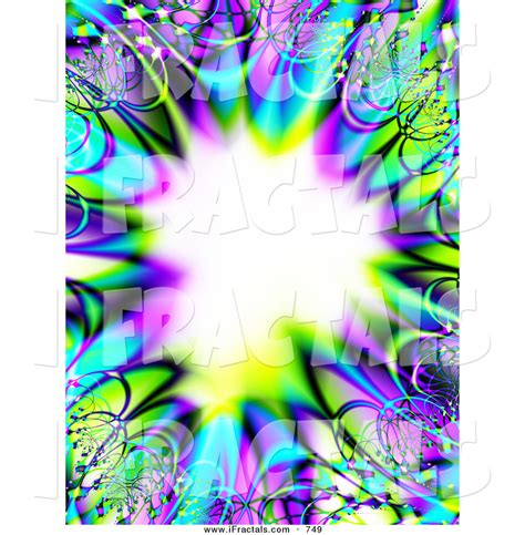 colorful designer colorful page border designs cliparts co