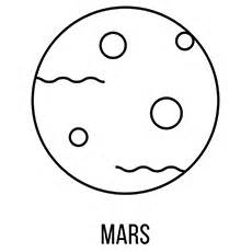 mars coloring pages 20 solar system coloring pages for your ones