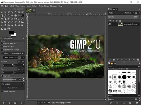 app design gimp gimp portable portableapps com portable software for