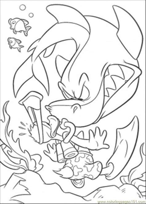free coloring pages shark tale shark tales coloring pages coloring home