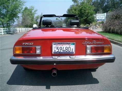 1971 Alfa Romeo Spider by 1971 Alfa Romeo Spider Information And Photos Momentcar