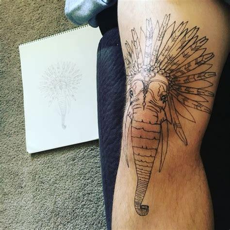 elephant knee cap tattoo 17 best serial killer tattoos images on pinterest serial