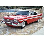 Plymouth Fury Coupe Fully Restored Rare 57 58 For Sale