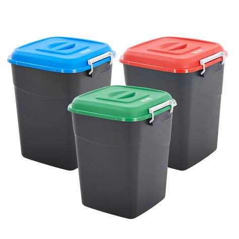 ikea recycling bins for home with interior design ideas