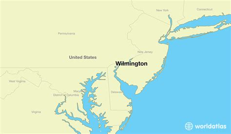 us map wilmington delaware where is wilmington de where is wilmington de located