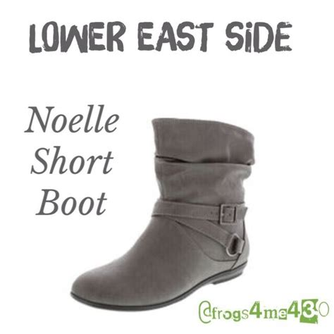 lower east side boots 40 lower east side boots grey noelle boot