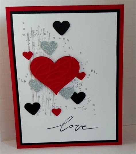 Valentines Handmade Cards - best 25 cards ideas on handmade