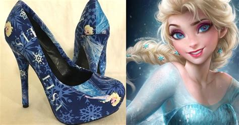 disney princess high heels 25 disney princess inspired high heel shoes