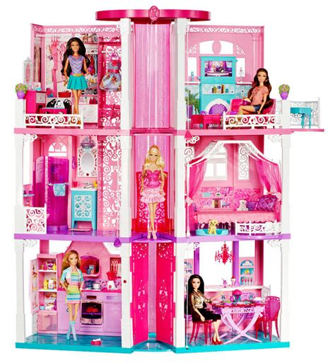 barbie doll dream house videos barbie house cost 3 story autos post