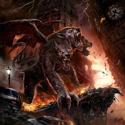 hound of hell hell hound by dusanmarkovic on deviantart