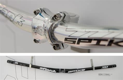 Stem Spike Race 50mm prototypes new parts and more eurobike 2013 pinkbike