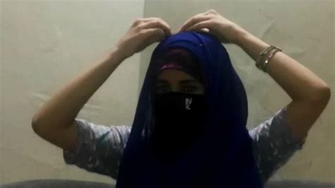 niqab tutorial step by step dailymotion new hijab and niqab style for girls and women easy and