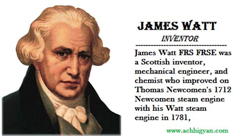 Biography Of James Watt Summary | व ज ञ न क ज म स व ट क ज वन james watt biography in hindi