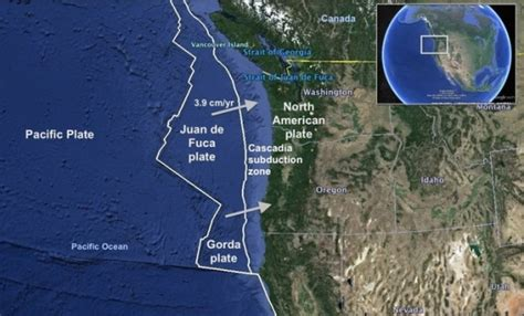 17 best ideas about cascadia subduction zone on pinterest us west coast earthquake warning as cascadia subduction