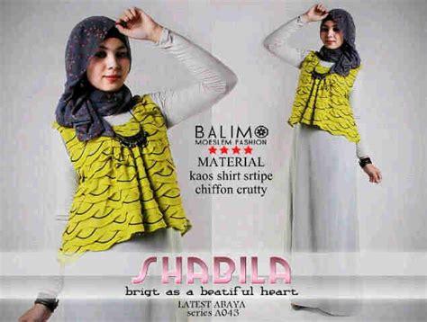 Arina Syar I Purple b shabila hijau pupus baju muslim gamis modern