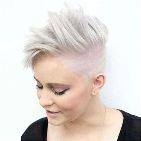 haircuts for white hair short hairstyles white hair fashion and women