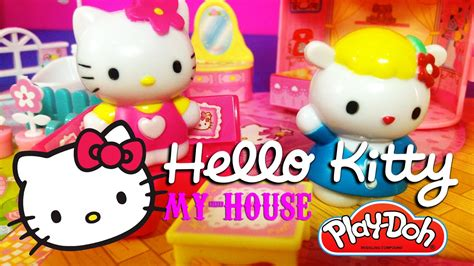 hello kitty house youtube hello kitty house เฮลโลค ตต บ าน