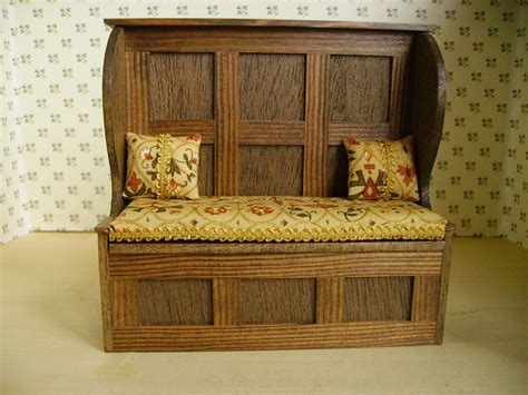 miniature dolls house furniture uk the tudor medieval jacobean queen anne dollhouse project tudor miniature