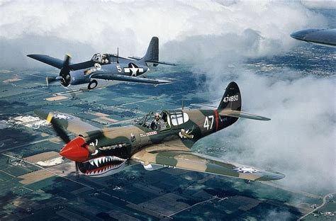 Cool Car Wallpapers For Desktop 3d Fall Ceiling by World War Ii Planes Wallpaper Wall Mural Self Adhesive