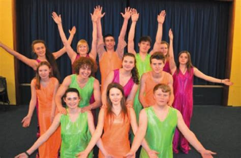 get ready gang gang show stars get ready to shine the leamington observer