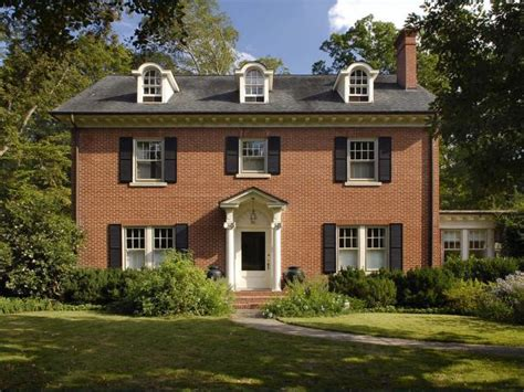 styles of houses to build federal architecture hgtv