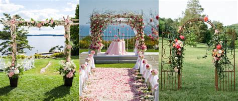 Wedding Arch Ideas by Wedding Arch Ideas You Ll Fall In With The Koch