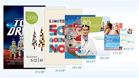 design poster size uprinting design how to choosing poster sizes stocks