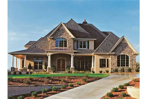 eplans country house plan above and beyond 4012