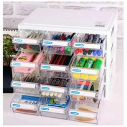 Desk Stationery Organizer 12 Drawer Organizer Box Desk Storage Holder Stationery Organizer Tray Multi Ebay