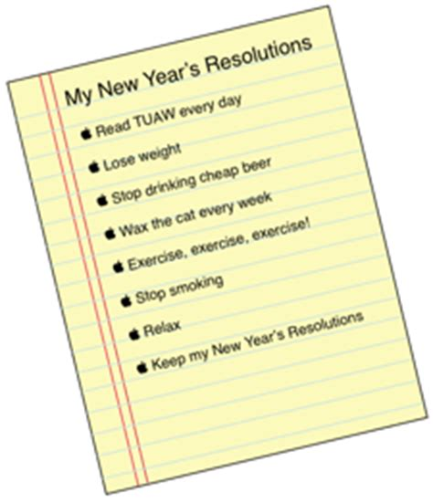 new year resolutions list ideas keep your new year s resolutions a gift guide