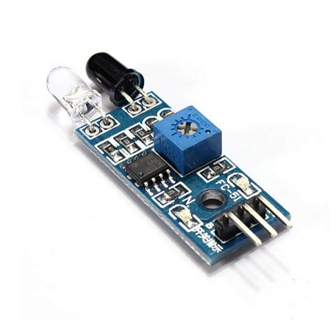 Ir Infrared Obstacle Avoidance Sensor Module ir sensor interfacing with arduino interface me