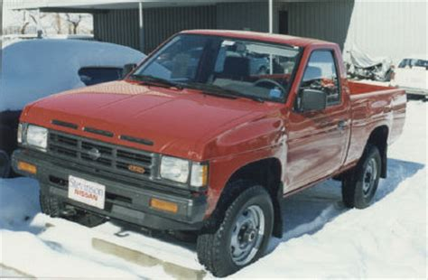 old nissan truck models nissan hardbody truck tractor construction plant wiki