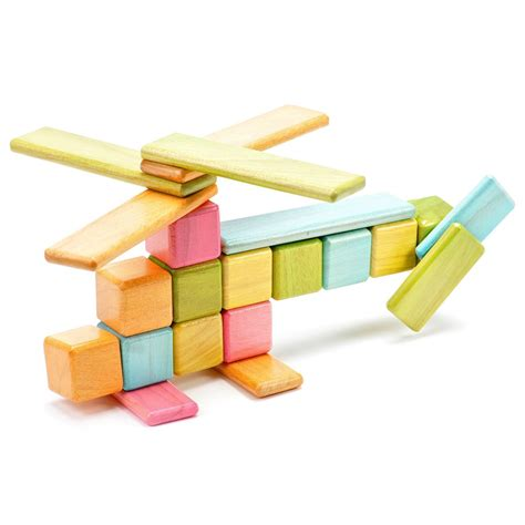 Wall Tent Tegu Magnetic Wooden Blocks The Green Head